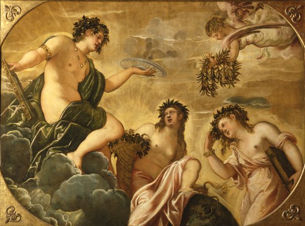 Tintoretto There is a beginning in the end. The secret Tintoretto fraternity. Venezia