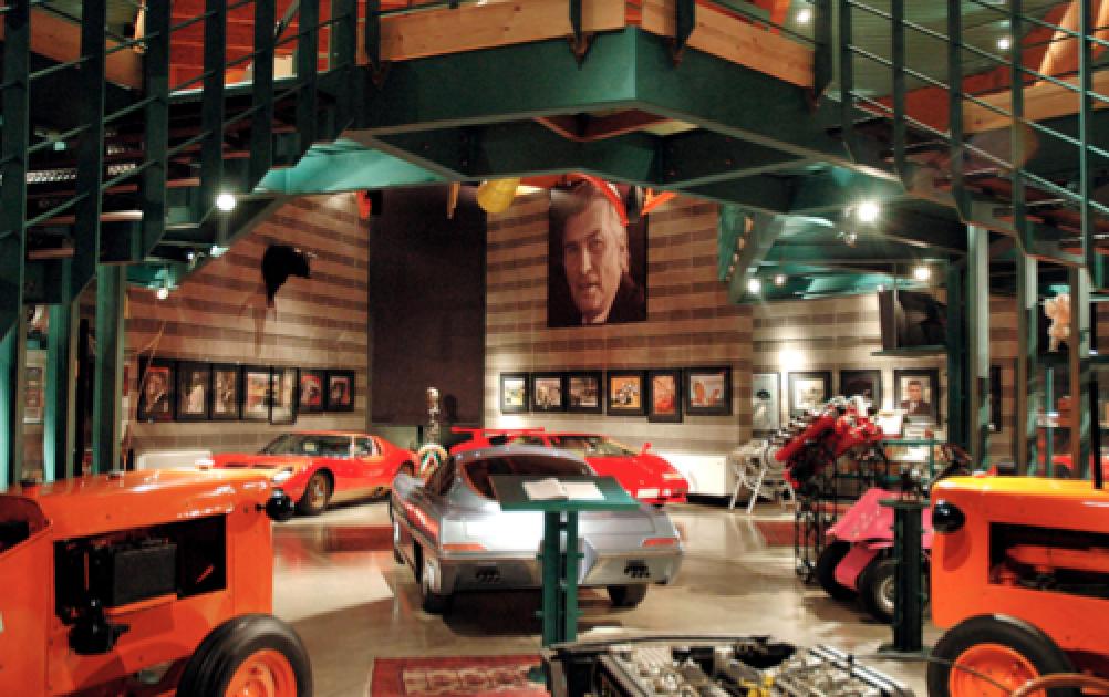 Nuovo Museo Ferruccio Lamborghini Avrvm