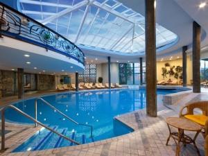 Hotel Terme Bristol Buja - Piscina interna