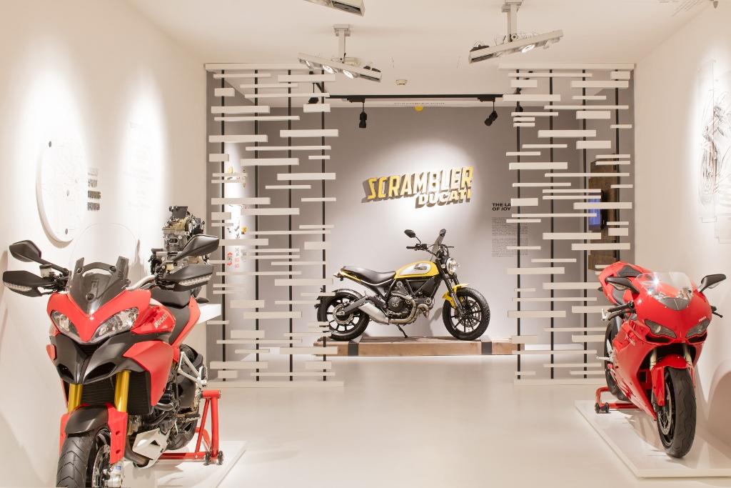 Museo Ducati - Stanza n.5
